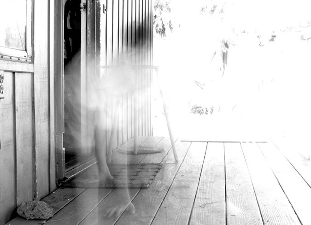 What to Do If You Think You Have A Ghost